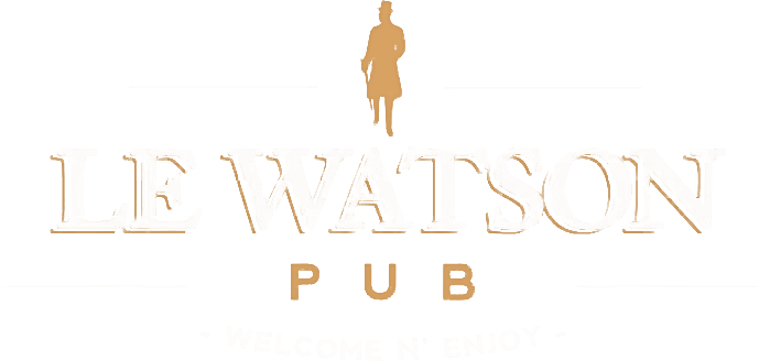 bar brive le watson logo